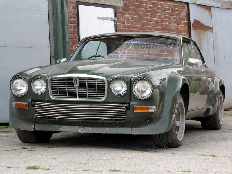 Lot 13-1976 Jaguar XJ12 C