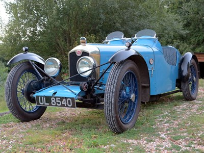 Lot 139-1929 Rally Type ABC