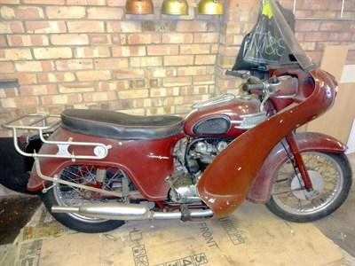 Lot 88-1960 Triumph 5TA Speed Twin
