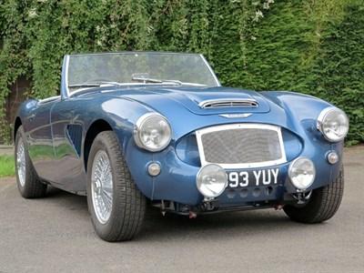 Lot 113 - 1961 Austin-Healey 3000 MKI