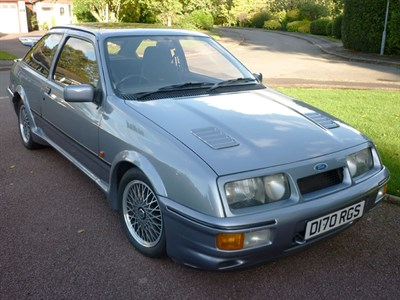 Lot 5-1987 Ford Sierra RS Cosworth