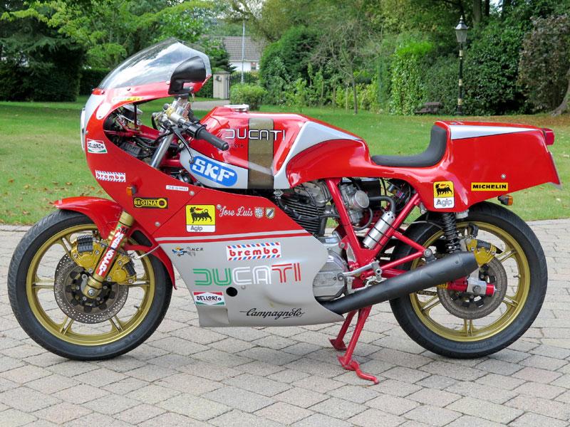Lot 92-1983 Ducati 900 S2 NCR