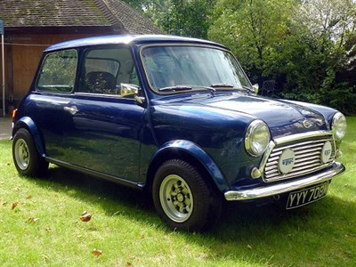 Lot 60-1973 Authi Mini Cooper S