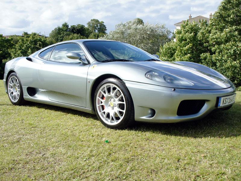 Lot 53-2001 Ferrari 360 Modena F1
