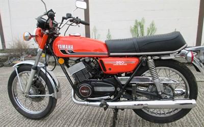 Lot 31-1975 Yamaha RD350