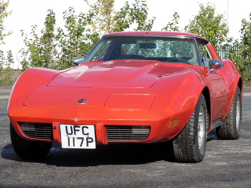 Lot 88 - 1975 Chevrolet Corvette Stingray