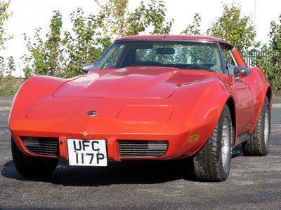 Lot 88-1975 Chevrolet Corvette Stingray