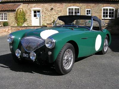 Lot 80-1954 Austin-Healey 100