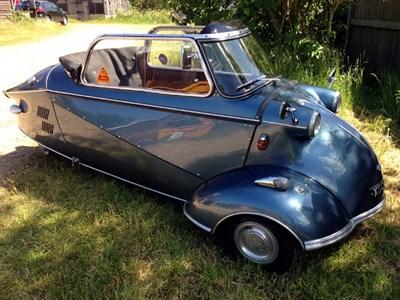 Lot 81-1961 Messerschmitt KR200 Cabriolet