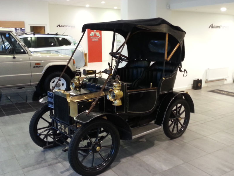 Lot 114 - 1904 Peugeot Type 69 Bebe