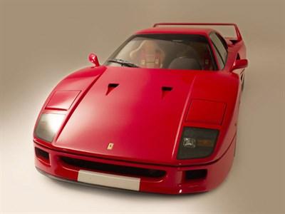 Lot 127 - 1991 Ferrari F40