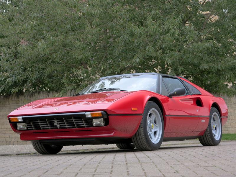 Lot 26-1983 Ferrari 308 GTS QV