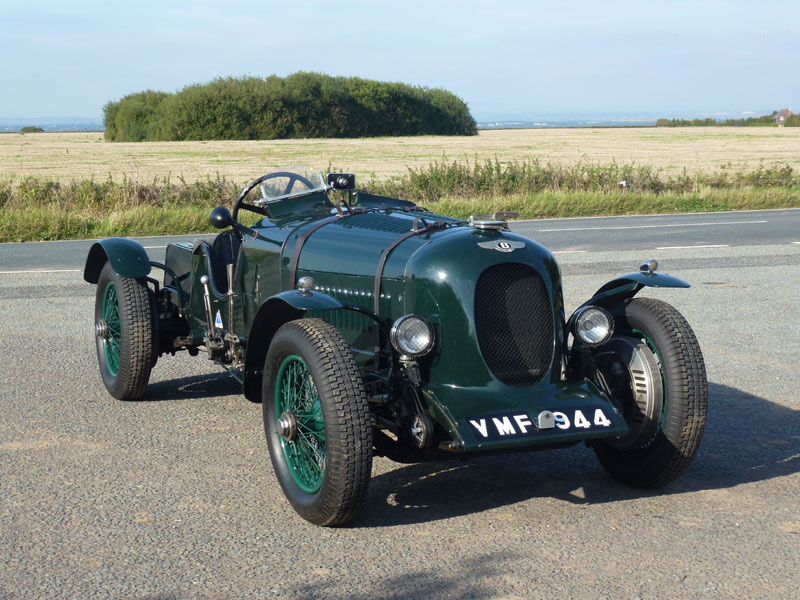 Lot 130 - c.1924/50 Bentley 3/4.5 Litre Syd Lawrence Special