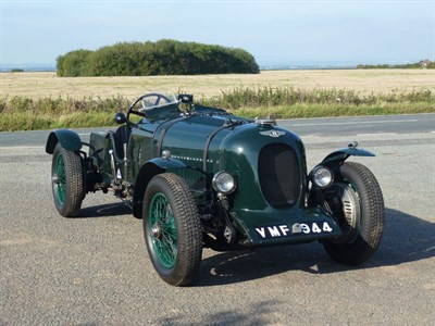 Lot 130-c.1924/50 Bentley 3/4.5 Litre Syd Lawrence Special