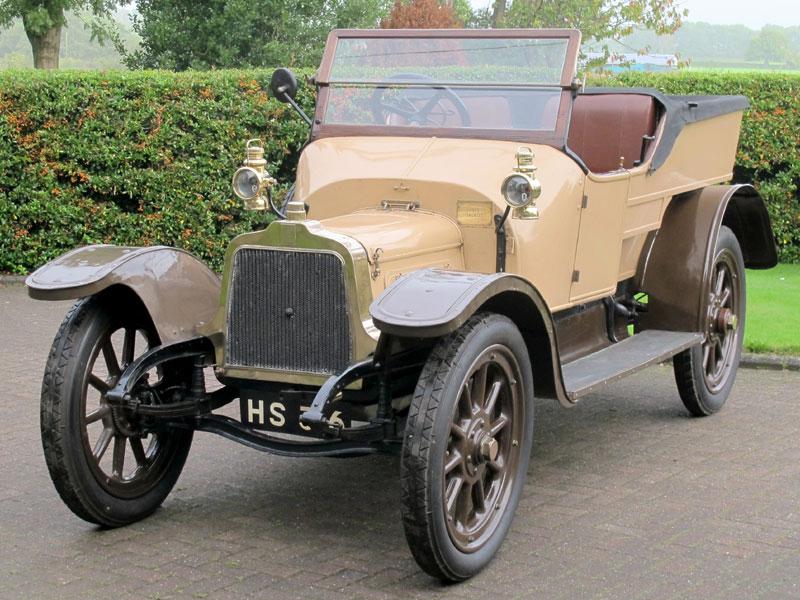 Lot 11-1910 Talbot 4AB Waggonette