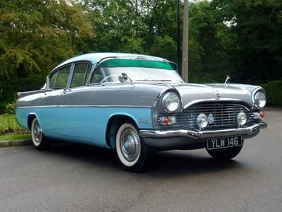 Lot 104 - 1960 Vauxhall Velox PA