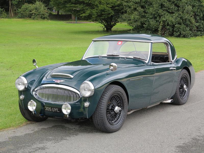 Lot 20-1961 Austin-Healey 3000 MKII