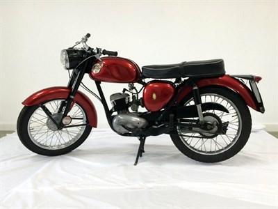 Lot 5-1966 BSA D7 Bantam