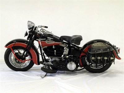 Lot 97-1947 Harley Davidson FL