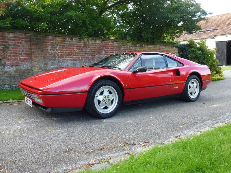 Lot 108 - 1989 Ferrari 328 GTB