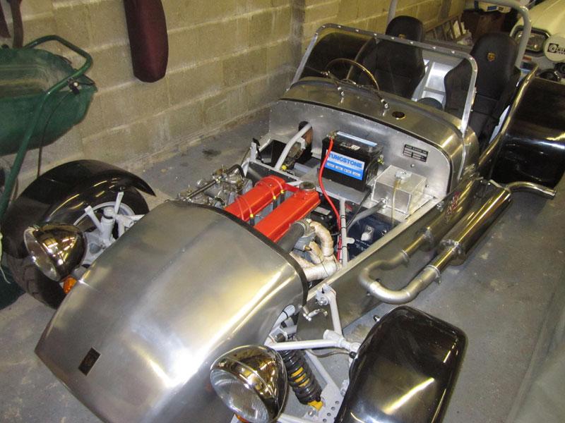 Lot 47-1996 Tiger Super Six
