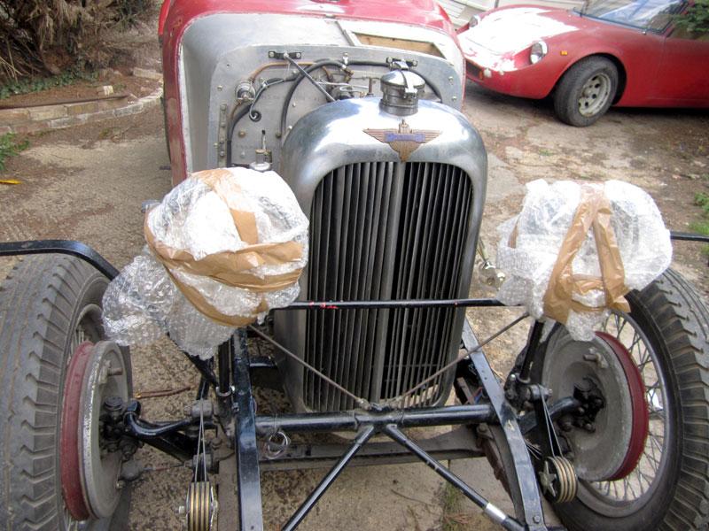 Lot 103 - 1936 Lagonda Rapier