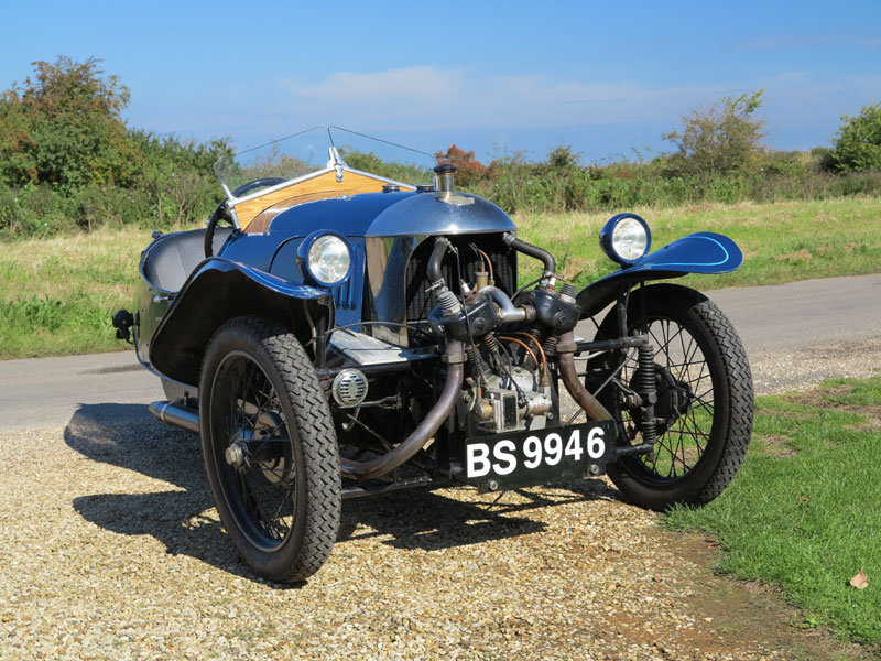Lot 15-1929 Morgan Aero