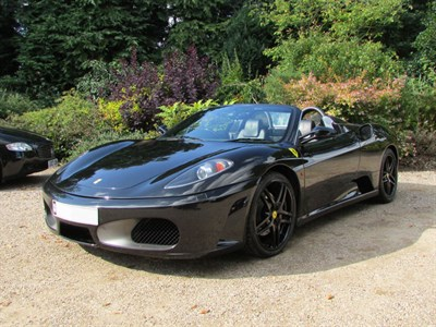Lot 42-2006 Ferrari F430 Spider