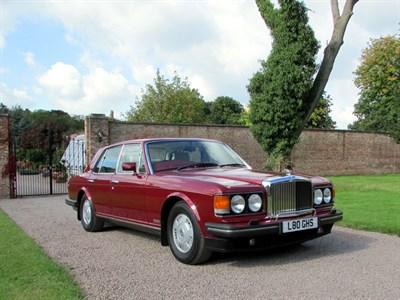 Lot 48 - 1994 Bentley Brooklands