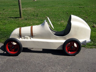 Lot 13-Austin Pathfinder Pedal Car **