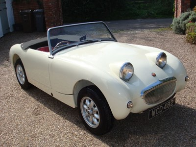 Lot 17-1958 Austin-Healey 'Frogeye' Sprite