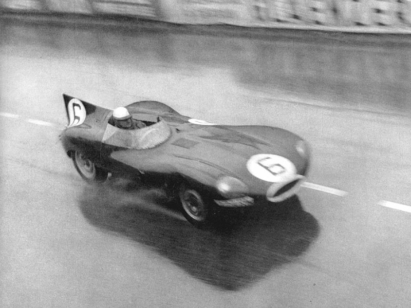 Lot 5 - 'The Jaguar D-Type' by Pritchard, Palawan Press