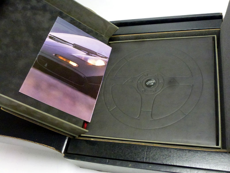 Lot 6-Doug Nye - 'Driving Ambition' The Official Inside Story of the Mclaren F1 (Limited Edition)