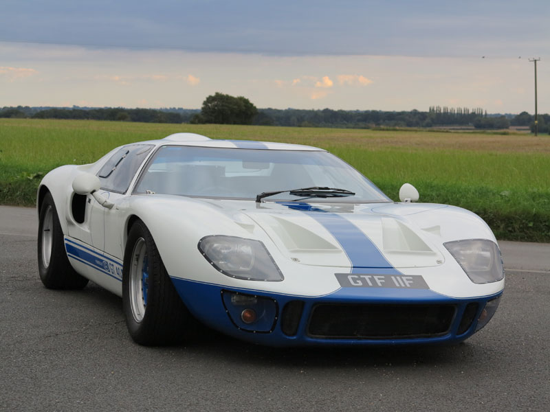Lot 94-1995 GTD GT40