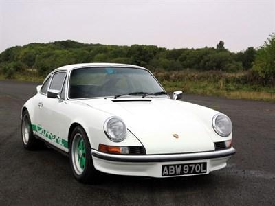 Lot 53-1987 Porsche 911 Carrera RS Evocation