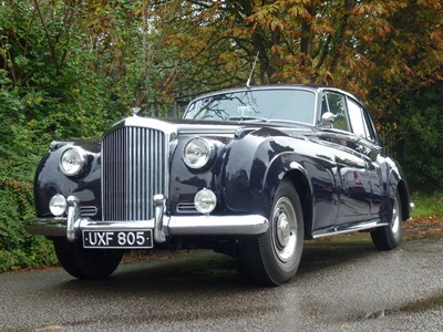 Lot 59-1956 Bentley S1 Saloon