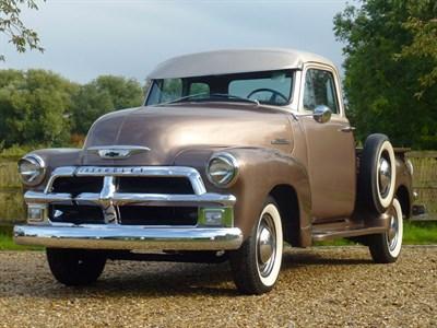 Lot 57-1954 Chevrolet 3100 Pickup