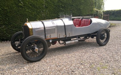 Lot 110-1914 DFP 12/40hp Tourist Trophy Speed Model