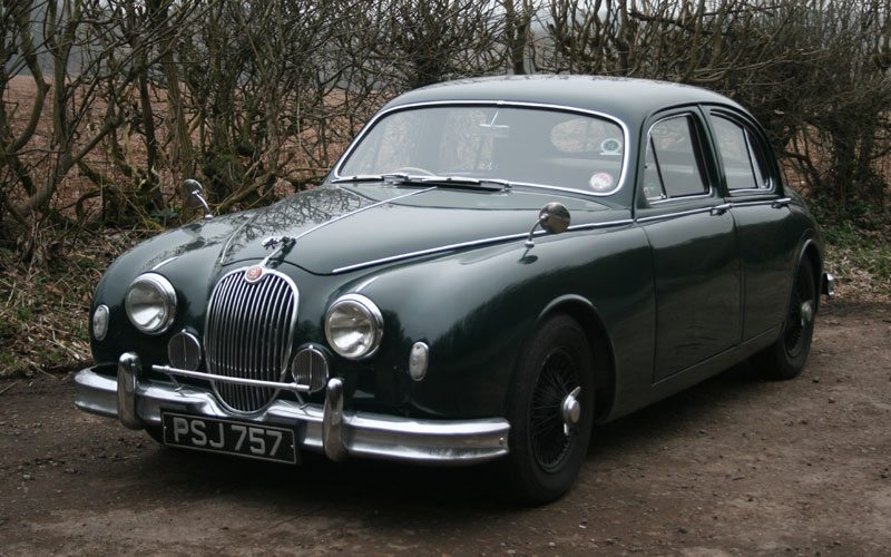 Lot 102 - 1958 Jaguar MK I
