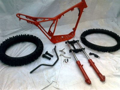 Lot 2-1974 Bultaco Sherpa T