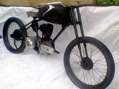 Lot 26-1929 BSA Special