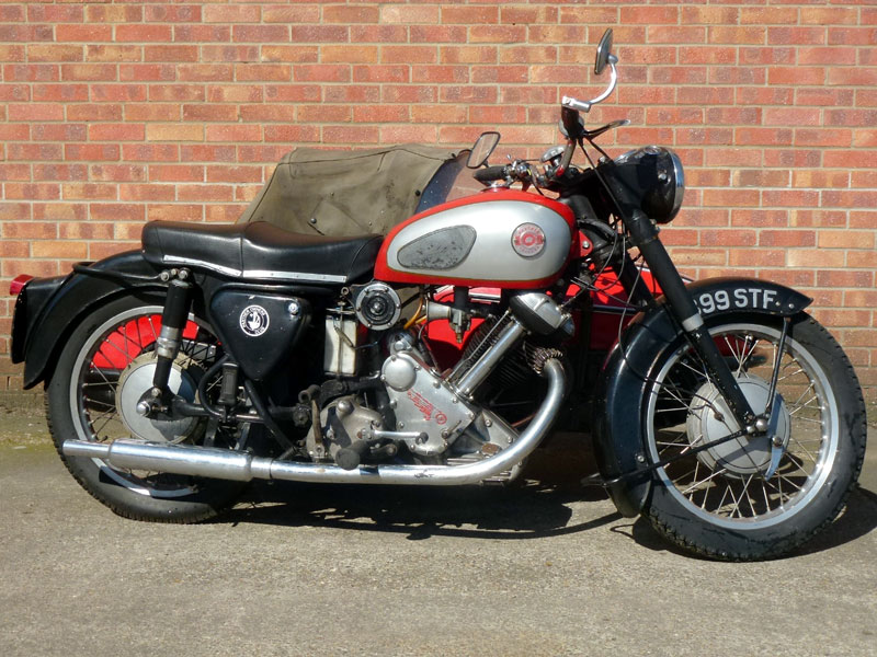 Lot 13-1961 Panther Model 100 Combination