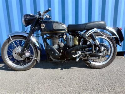 Lot 75-1960 Velocette Venom