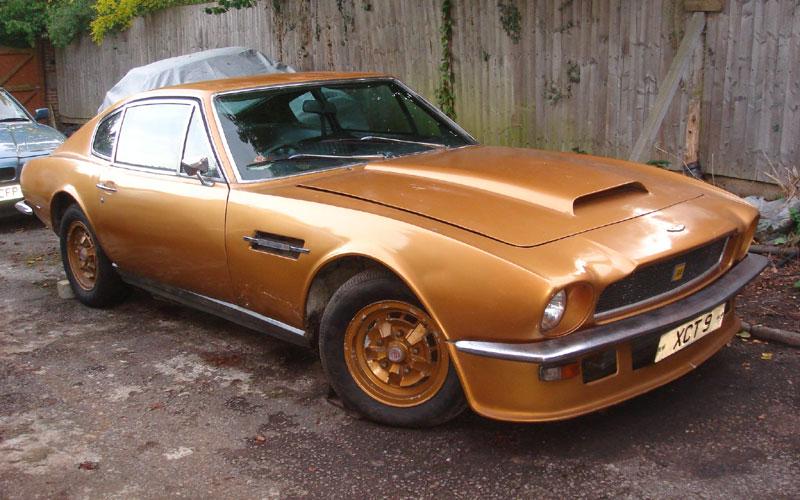 Lot 66-1973 Aston Martin V8 Works Development Car