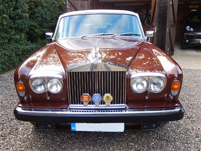 Lot 71 - 1978 Rolls-Royce Silver Wraith II