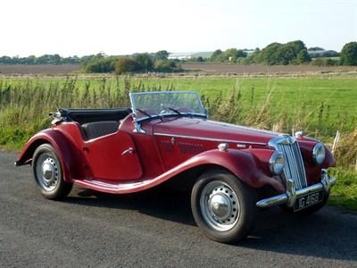 Lot 51-1955 MG TF 1500