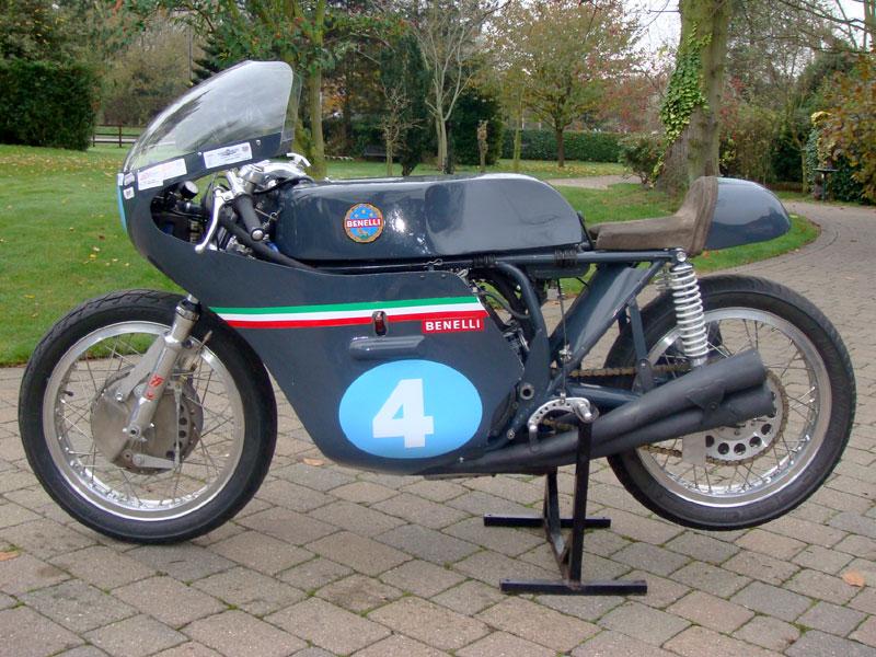 Lot 18-1967 Benelli GP 500 Replica
