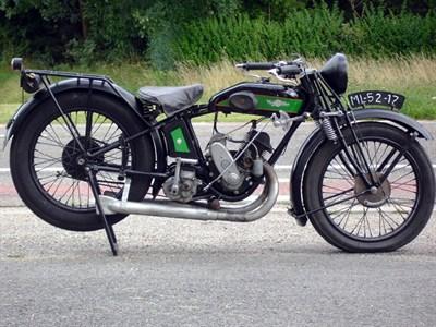 Lot 55-1930 Magnat-Debon 250cc
