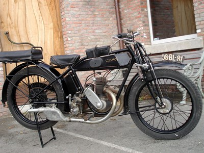 Lot 84-1929 Automoto 175cc