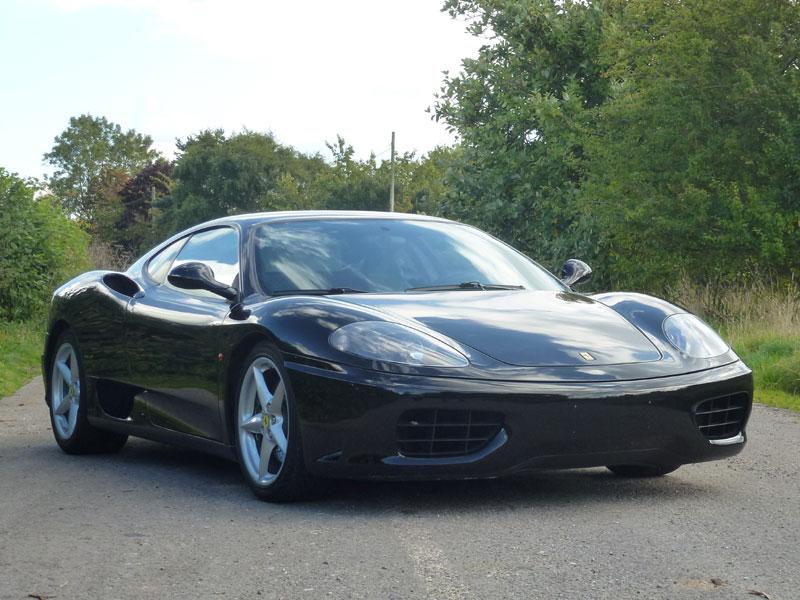 Lot 121 - 2003 Ferrari 360 Modena F1